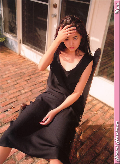 细川直美 Naomi Hosokawa