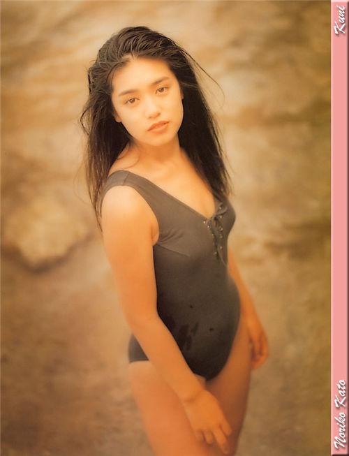 加藤纪子 Noriko Kato