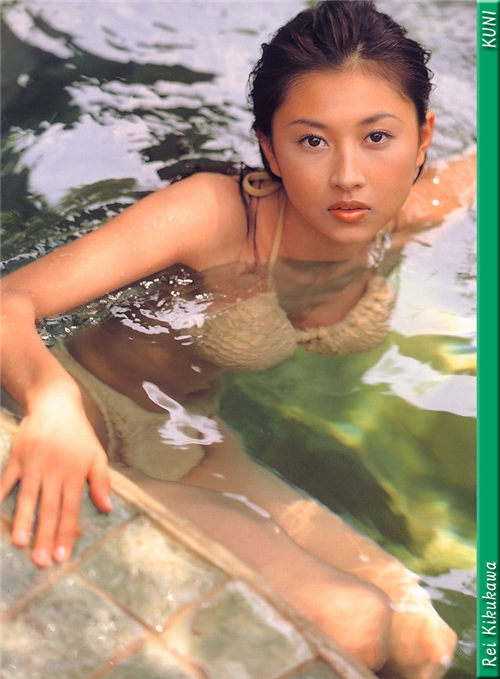 菊川怜 Rei Kikukawa