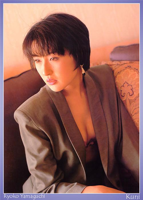 木户美步 Ryoko Yamaguchi