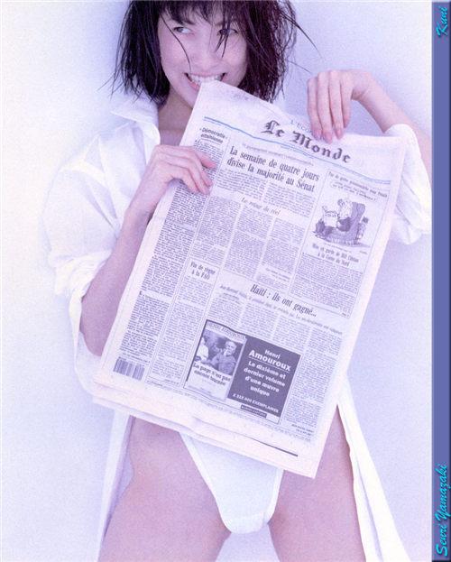 山咲千里 Senri Yamazaki