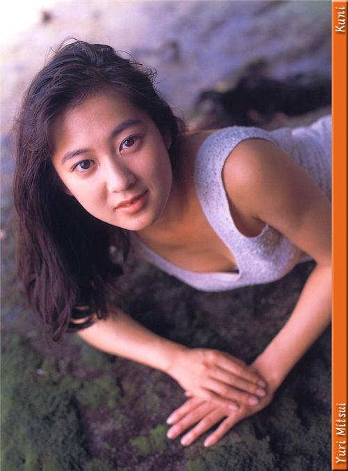 三井百合 Yuri Mitsui