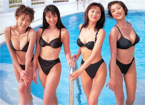 日本怀旧电影中美丽成熟的女优2