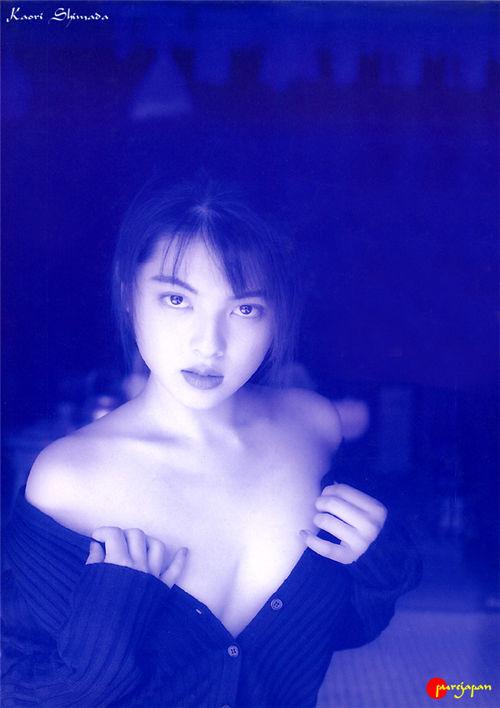 岛田加织 Kaori Shimada