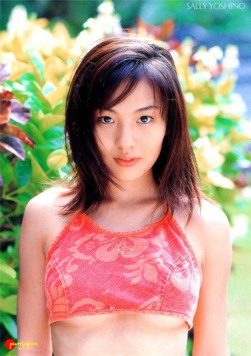 吉野纱莉 Sally Yoshino