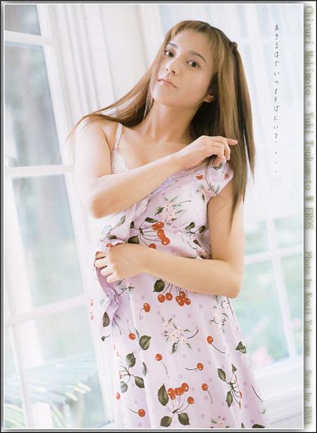 Chiyuki Makimoto - Yuki Tsukamoto《W EROS》