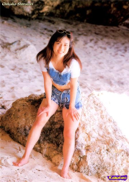 白鳥智香子Chikako Shiratori