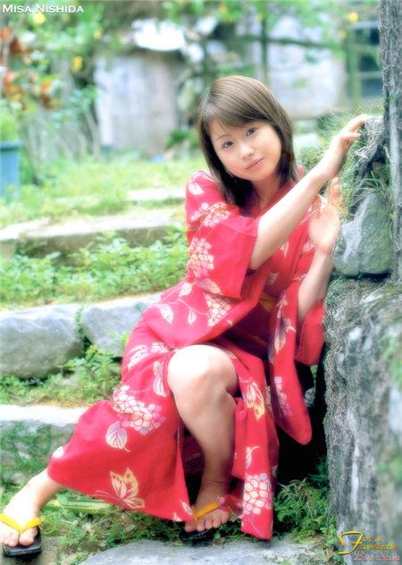 西田美沙 Misa Nishida