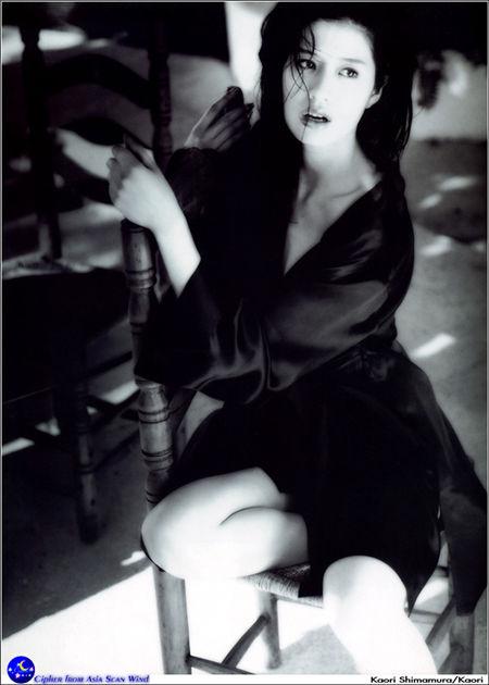 鸠村薰 Kaori Shimamura - Kaori