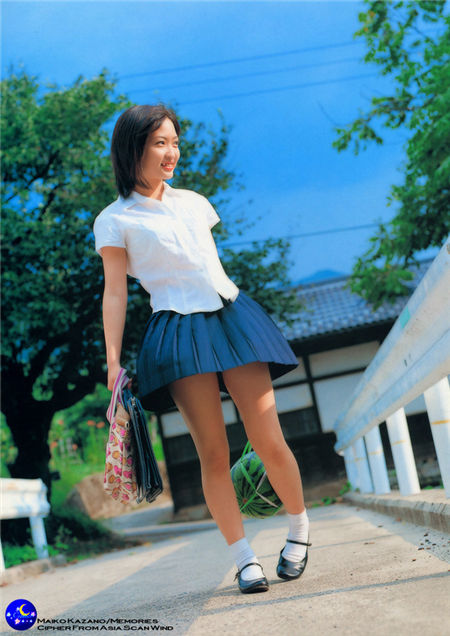 风野舞子写真集《memories 》