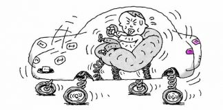 乘坐舒适度高的汽车容易晕车吗?