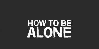 如何独处 how to be alone