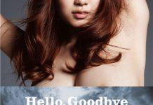 安齋ららヌード写真集「Hello,Goodbye」封面